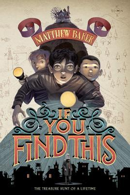 How Matthew Baker Infused If You Find This with Mystery