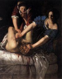 600px-Artemisia_Gentileschi_-_Judith_Beheading_Holofernes_-_WGA8563