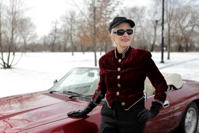 Sara Paretsky, photo by Shauna Bittle