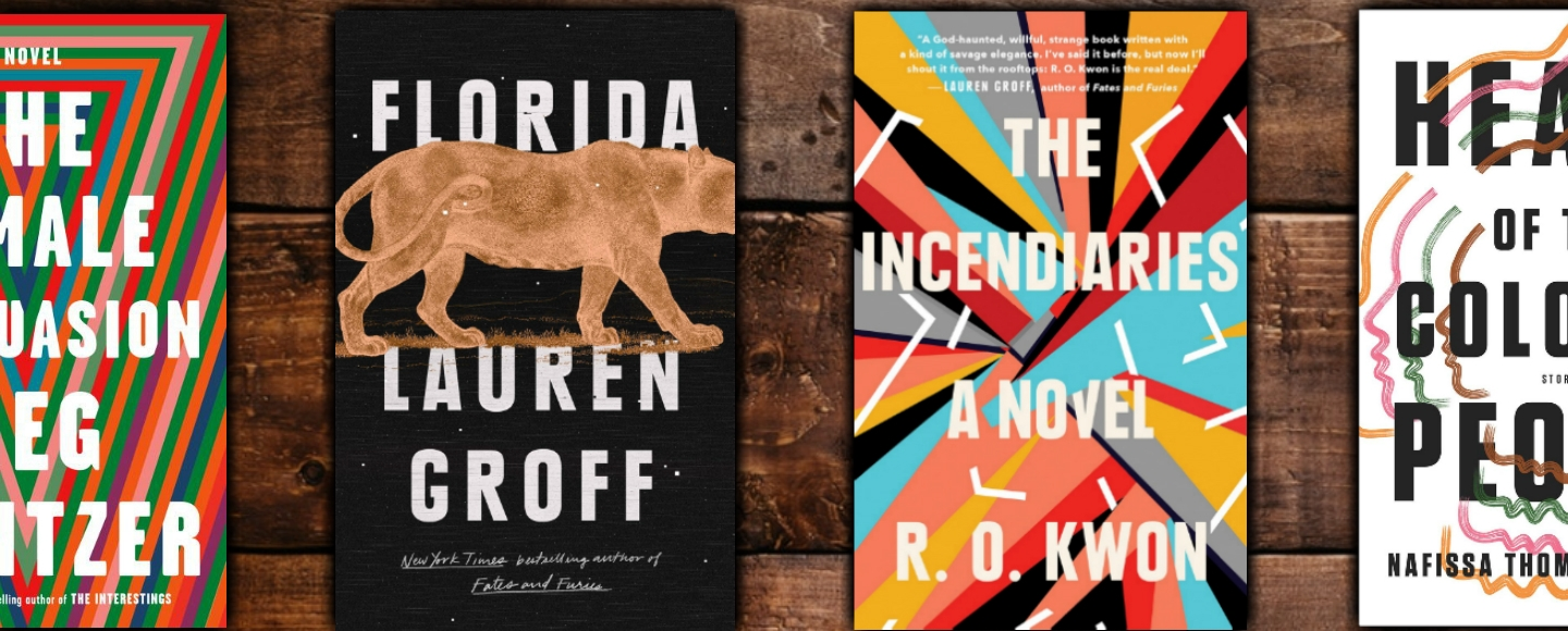 The Most Anticipated Fiction Books Of 2018 Chicago Review