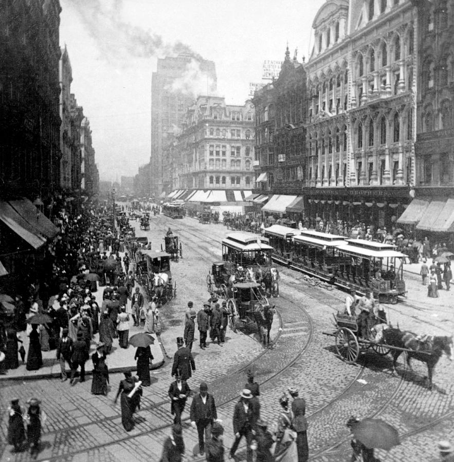 state-street--chicago-illinois--c-1893-international-images