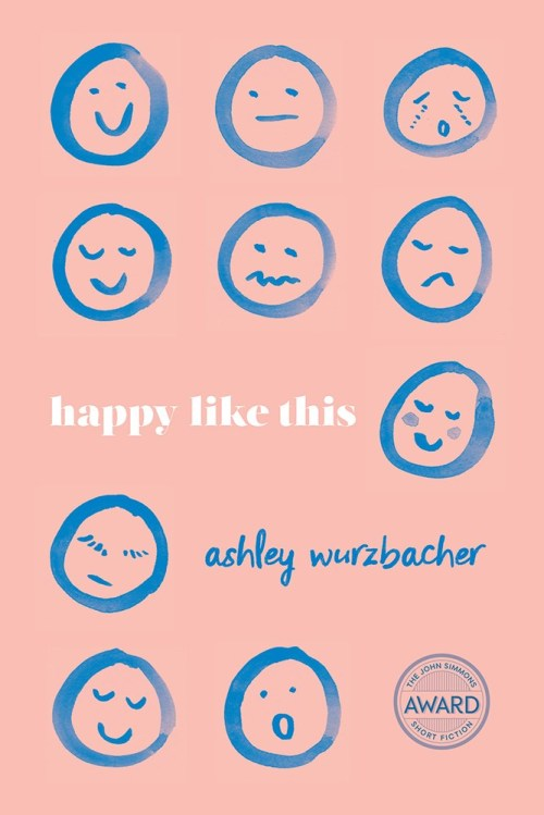 Cover for Happy Like This