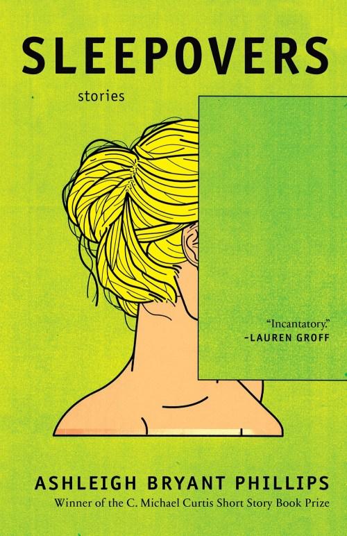 Book cover of Sleepovers